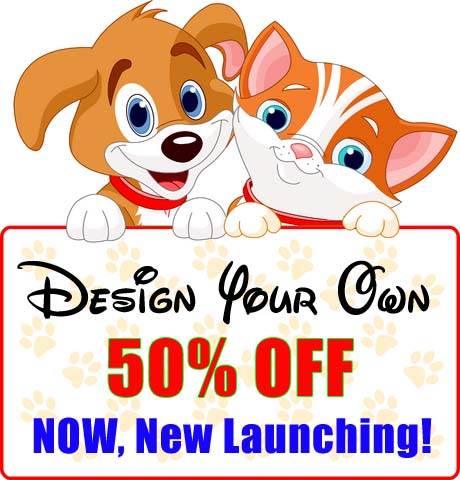 pettags4less design your own pet id tags
